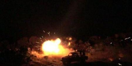 مليشيا الحوثي تتلقى ضربات عنيفة صباح اليوم في مارب