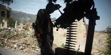 مواجهات عسكرية عنيفة بين الحوثيين والجيش في الصلو بتعز