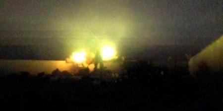 تزامنا مع معارك طاحنة جنوبي المحافظة ... ضربة ليلية قاصمة للحوثيين غربي مأرب