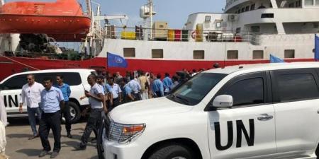 الأمم المتحدة تعلن عن خرق اتفاق الحديدة عسكريا