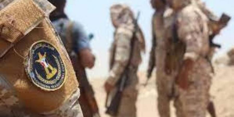 قوات الانتقالي الجنوبي تصدر بيانا بشأن إشتباكات مع مليشيات الحوثي