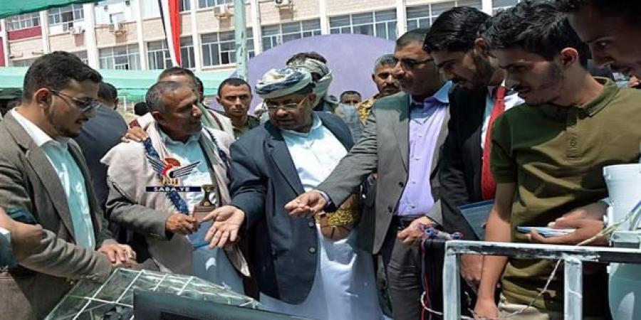 """زاروا القبة الفلكية.. """"الحوثيون"""" يوجهون بإنشاء كلية خاصة بعلوم الفضاء في صنعاء"""