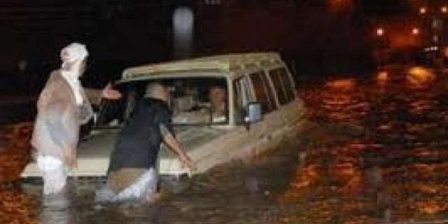 تحذيرات من الفيضانات القادمة من الوديان الفرعية بوادي حضرموت