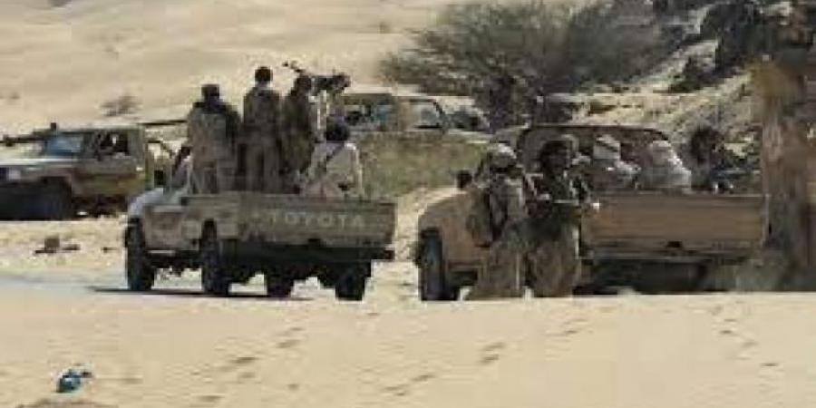 آخر التطورات العسكرية في بيحان شبوة