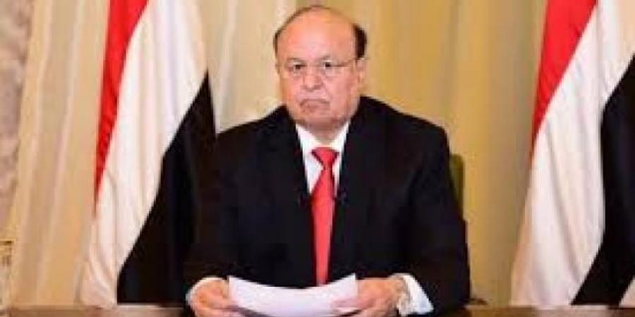 توجيهات صارمة للرئيس هادي بعد محاولة اغتيال محافظ عدن