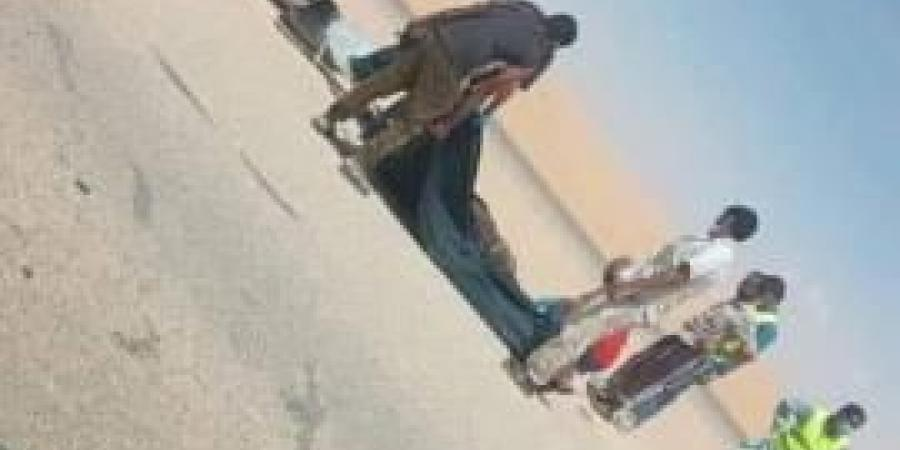مصرع مغترب يمني في حادث سير مروع في ''شرورة'' وإصابة آخرين (صورة)