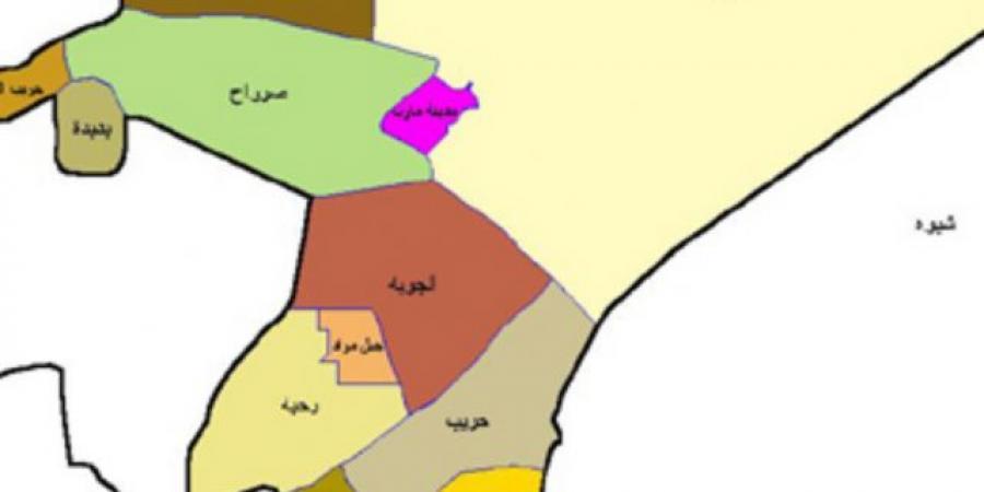 ماهي المناطق التي وصل إليها الحوثيون ومناطق تمركز الجيش الوطني حاليا في مديرية الجوبة بمأرب؟