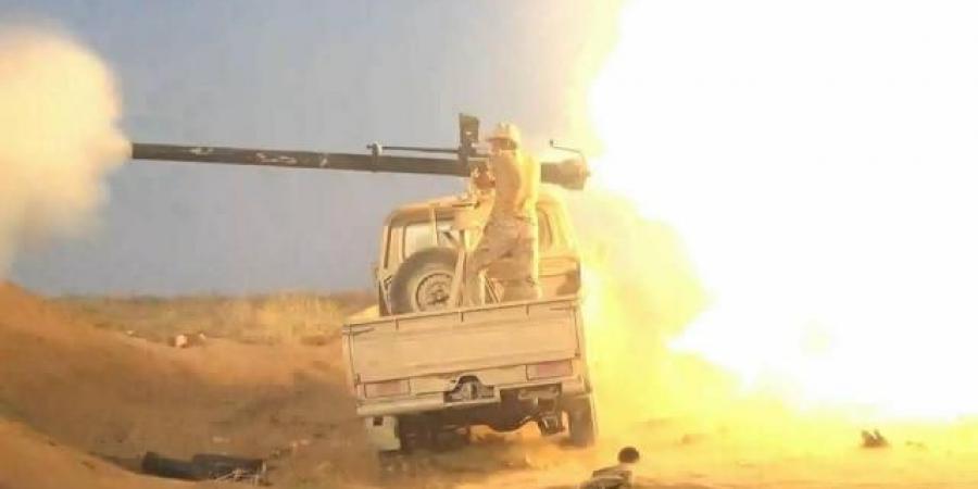 الجيش اليمني يعلن عن ضربة موجعة للحوثيين في ''الجوبة'' قبل قليل وحصيلة القتلى