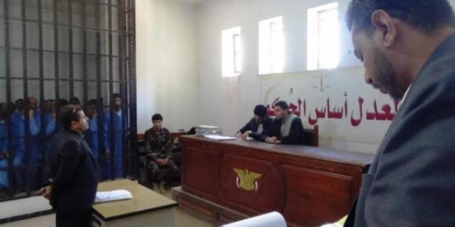 بالاسماء ... ميليشيا الحوثي تحاكم 31 مواطناً يمنية وهذه هي تهمتهم