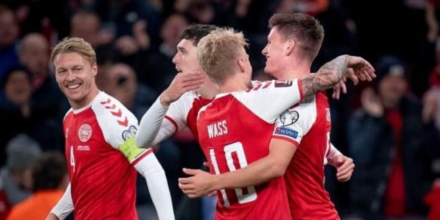 بعد المانيا الدنمارك تبلغ مونديال قطر 2022