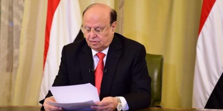 """""""هادي"""" يعلن يأسه من إحلال السلام في اليمن بعد مقتله على يد """"الحوثيين"""""""