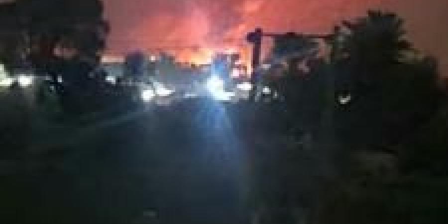 للمرة الثانية خلال ساعات.. مليشيا الحوثي تنتقم من مديرية ''الجوبة'' بمارب بعد فشلها في اقتحامها (صور)