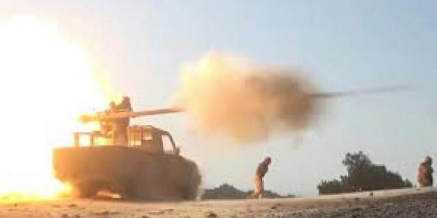 الجيش اليمني ينفذ كمين محكم خلف عشرات القتلى والجرحى بصفوف الحوثيين جنوب مارب