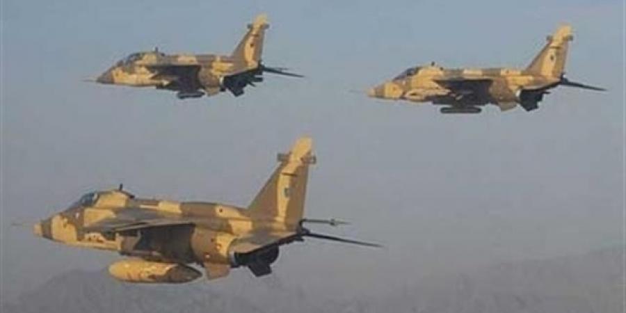 طيران التحالف يدك معسكرات الحوثيين بأكثر من 60 غارة جوية